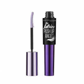 Mascara effet faux cils Push Up Angel waterproof - Noir