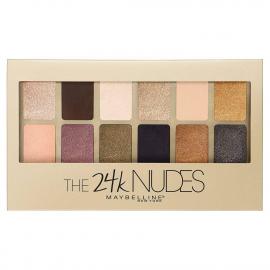 Palette fards à paupières 24 Karat THE Nudes
