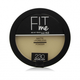 Poudre Compacte Fit Me - 230 Natural Buff