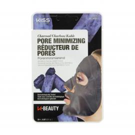Masque réducteur de pores au charbon