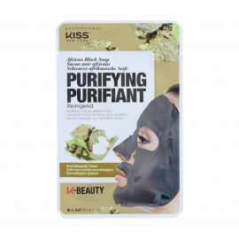 Masque purifiant au savon africain
