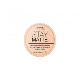 Poudre Compacte Stay Matte - 06 Warm Beige