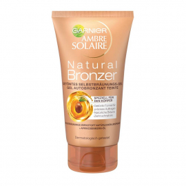 Gel Autobronzant Natural Bronzer
