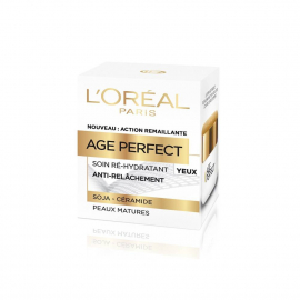 Soin Yeux Age Perfect Ré-Hydratant - 15ml