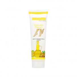 Crème pour pieds secs - Amande douce et Citron