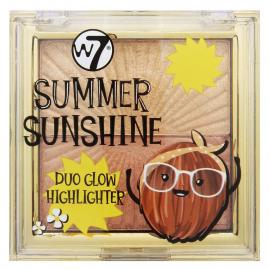 Duo d'highlighter Summer sunshine - W7