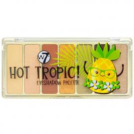 Palette fards à paupières Hot tropic