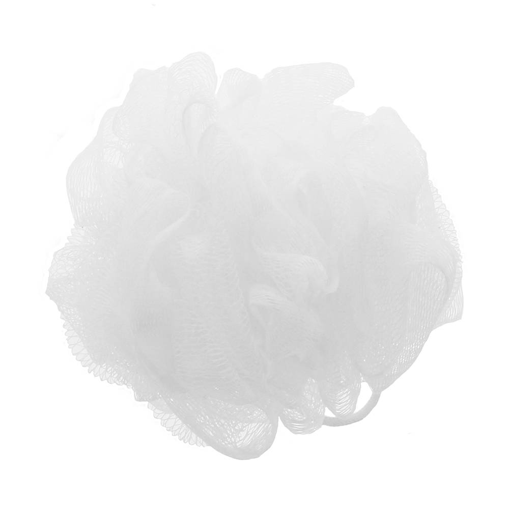 Fleur de douche blanche acs