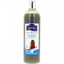 Shampoing de boue de la mer morte - Cheveux secs et colorés