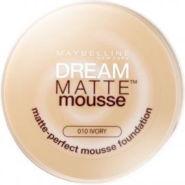 Fond de Teint Dream Mat Mousse - 10 Ivory