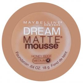 Fond de teint Dream mat mousse - Honey Beige (4)