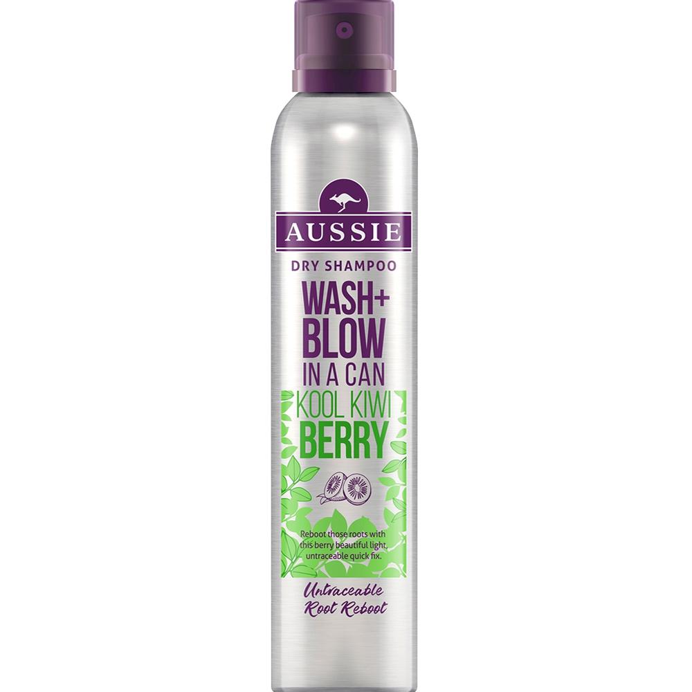 Shampoing sec Wash+Blow Kool Kiwi Berry