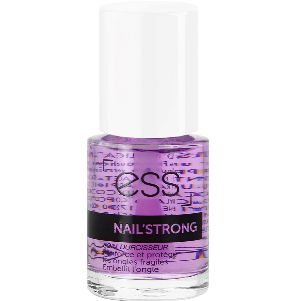 vernis à ongles - soin durcisseur nail'strong - ess