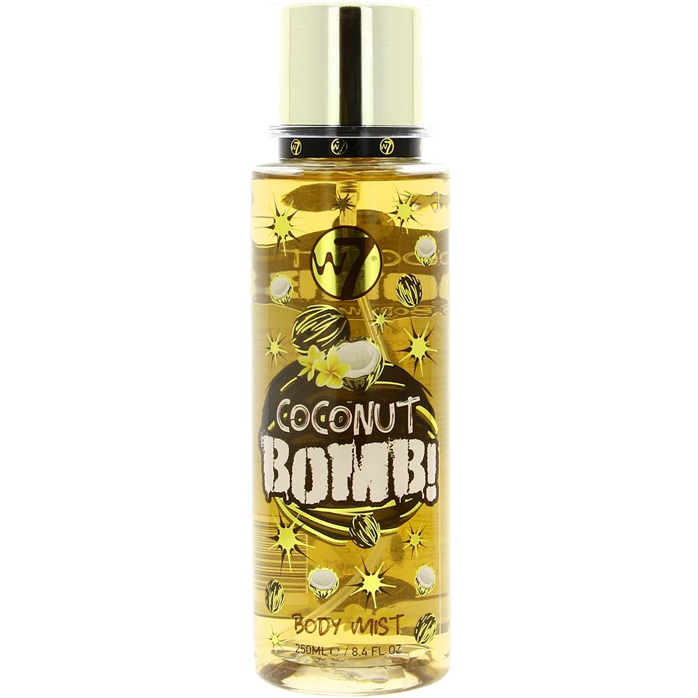 Brume parfumée pour le corps - Coconut bomb - W7