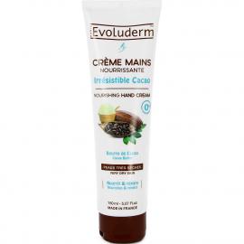Crème main nourrissante cacao Evoluderm
