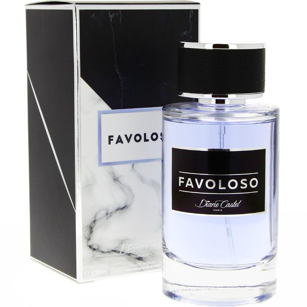 Eau de parfum homme - Favoloso - Diane Castel