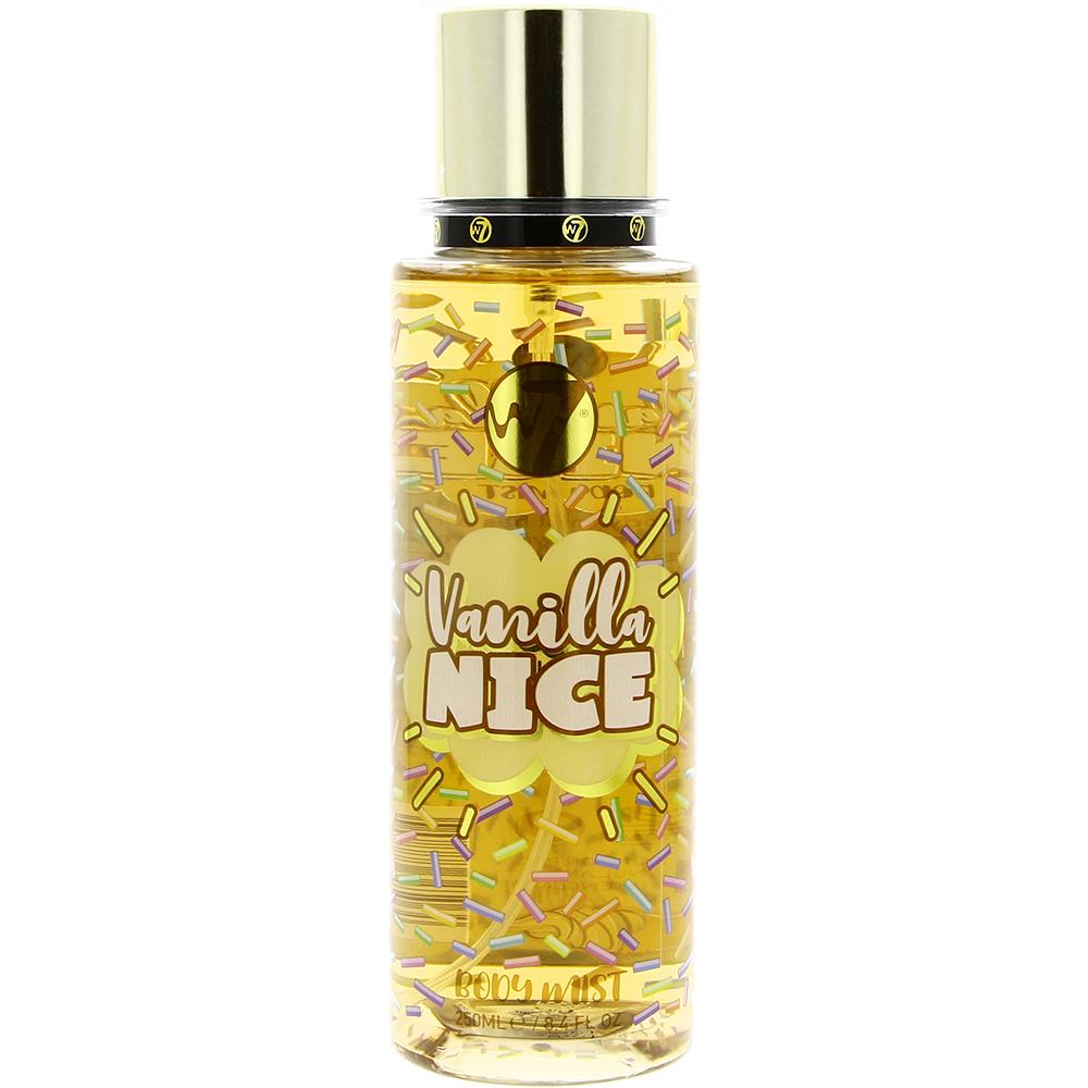 Brume parfumée pour le corps – Vanilla nice