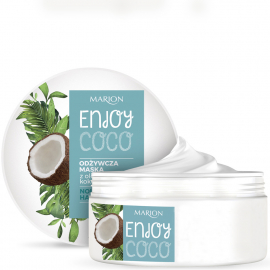 Masque capillaire nourrissant - Enjoy coco