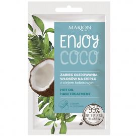 Soin capillaire chauffant - Enjoy coco