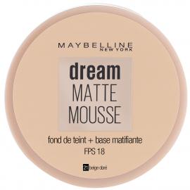 Fond de teint Dream matte mousse – 21 Nude