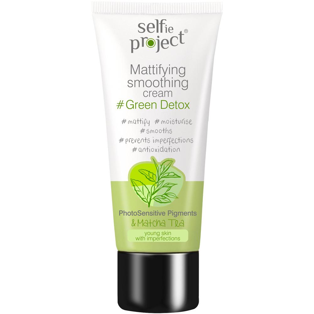 Crème matifiante liss green detox
