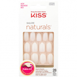 Faux ongles ovales – Salon naturals - KSN01