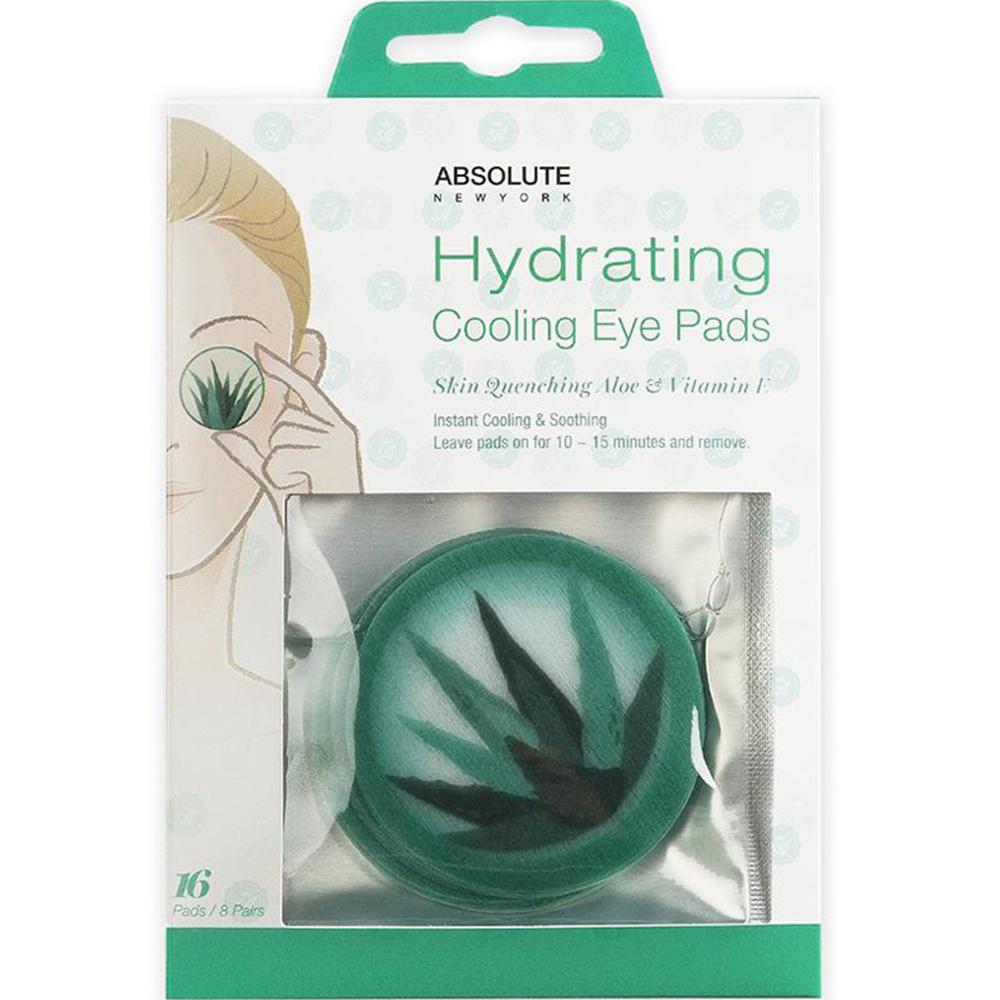 Patchs yeux hydratants - Aloé vera