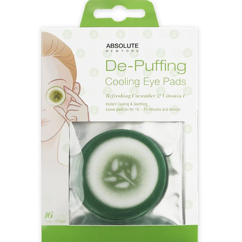 Patchs yeux anti-poches - Concombre