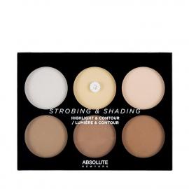Palette Highlight & Contour – Light to medium