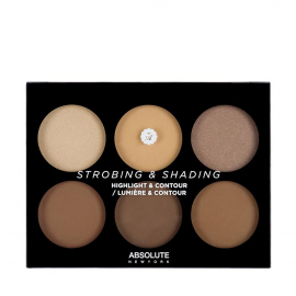 Palette Highlight & Contour – Tan to deep
