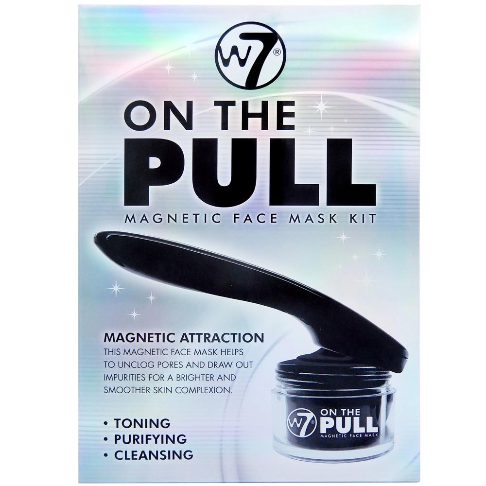 Kit pour faire un masque magnétique à effet nettoyant et purifiant - W7