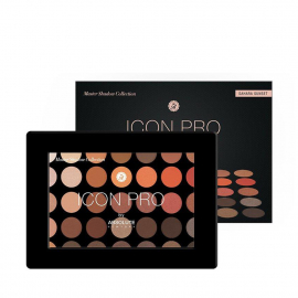 Palette 35 fards à paupières Icon pro – AIP01 Sahara sunset Absolute new york