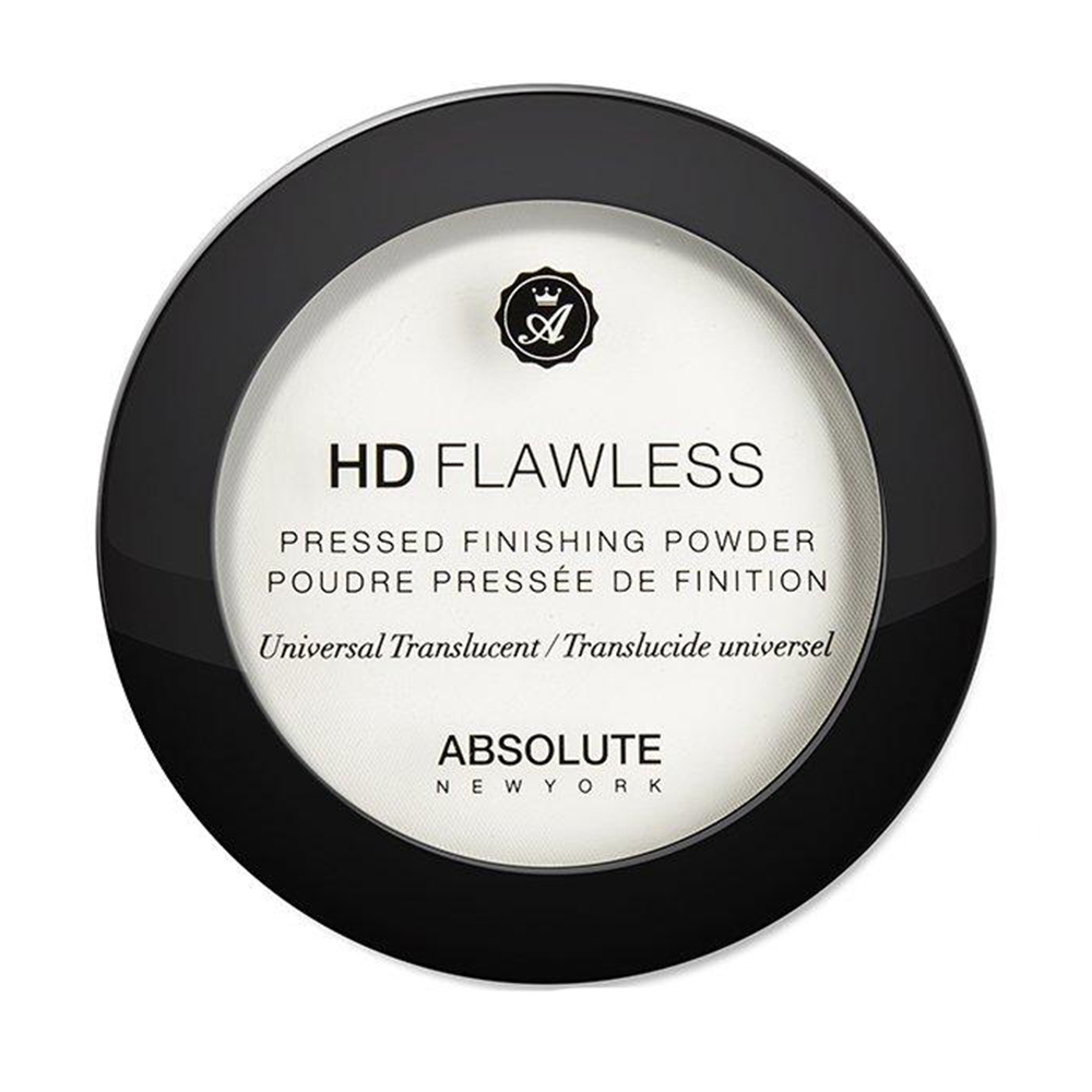 Poudre de finition HD Flawless – AFP01 Translucide - Absolute new york