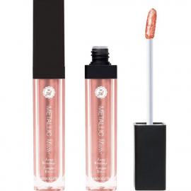 Rouge à lèvres liquide Metallic matte - AMLM01 Bellini