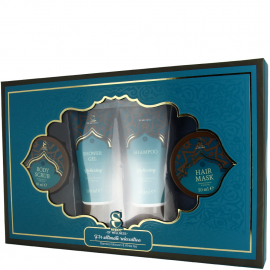 """Coffret corps & cheveux """"Ultime relaxation"""" - Bambou et..."""