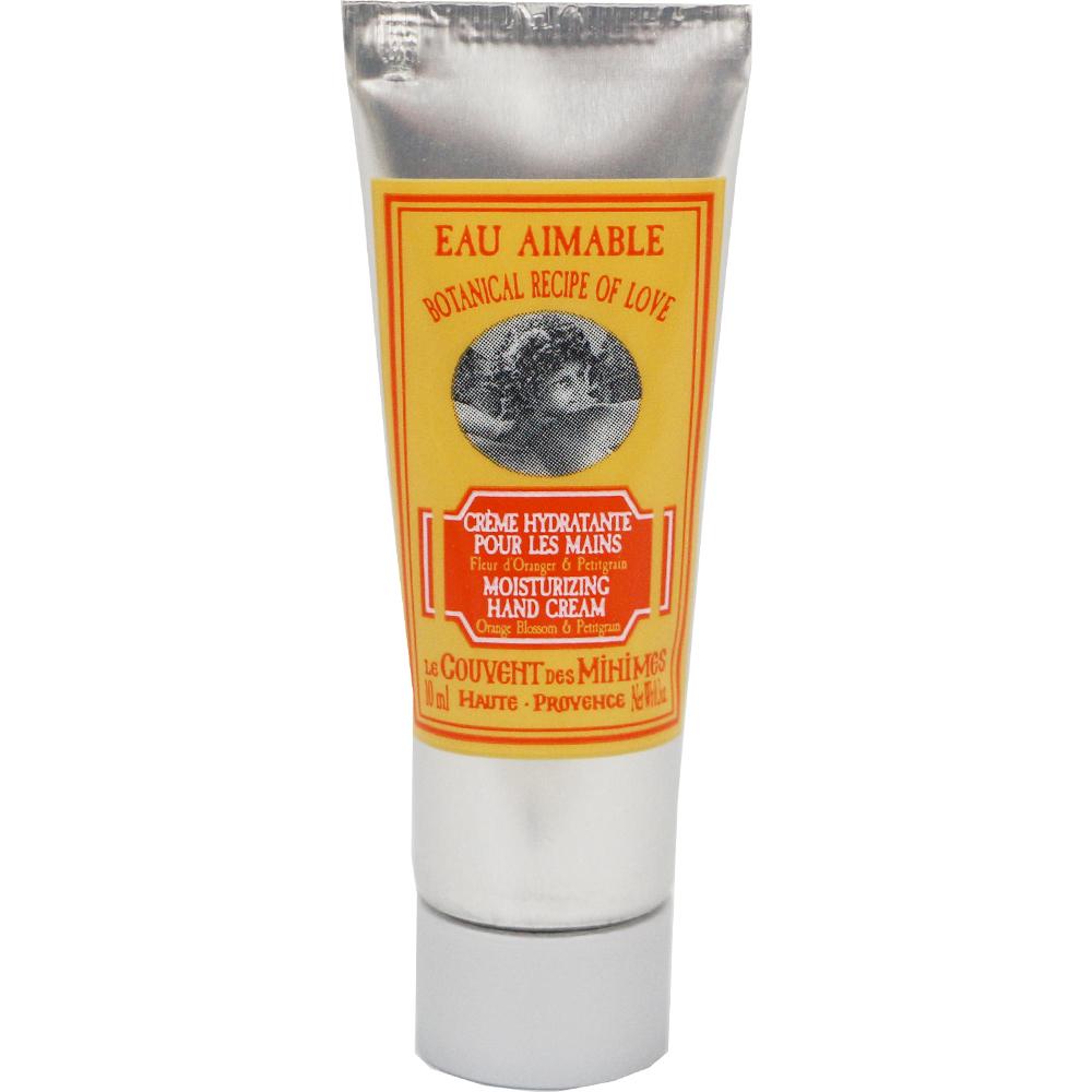 Crème hydratante pour les mains – Eau aimable - Le couvent des minimes