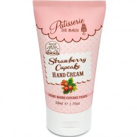 Crème mains - Strawberry cupcake - Pâtisserie de bain
