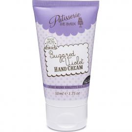 Crème mains - Sugared Violet - Pâtisserie de bain