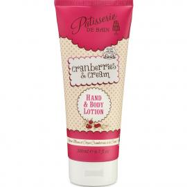 Crème mains et corps - Cranberries & Cream