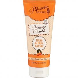 Crème mains et corps - Orange Crush - Pâtisserie de bain