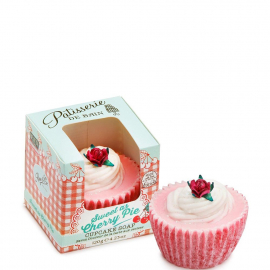 Savon cupcake - Sweet as Cherry Pie - Pâtisserie de bain