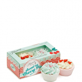 Coffret tartelettes de bain - Sweet as Cherry Pie