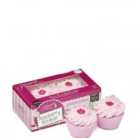 Coffret tartelettes de bain - Raspberry Roulade