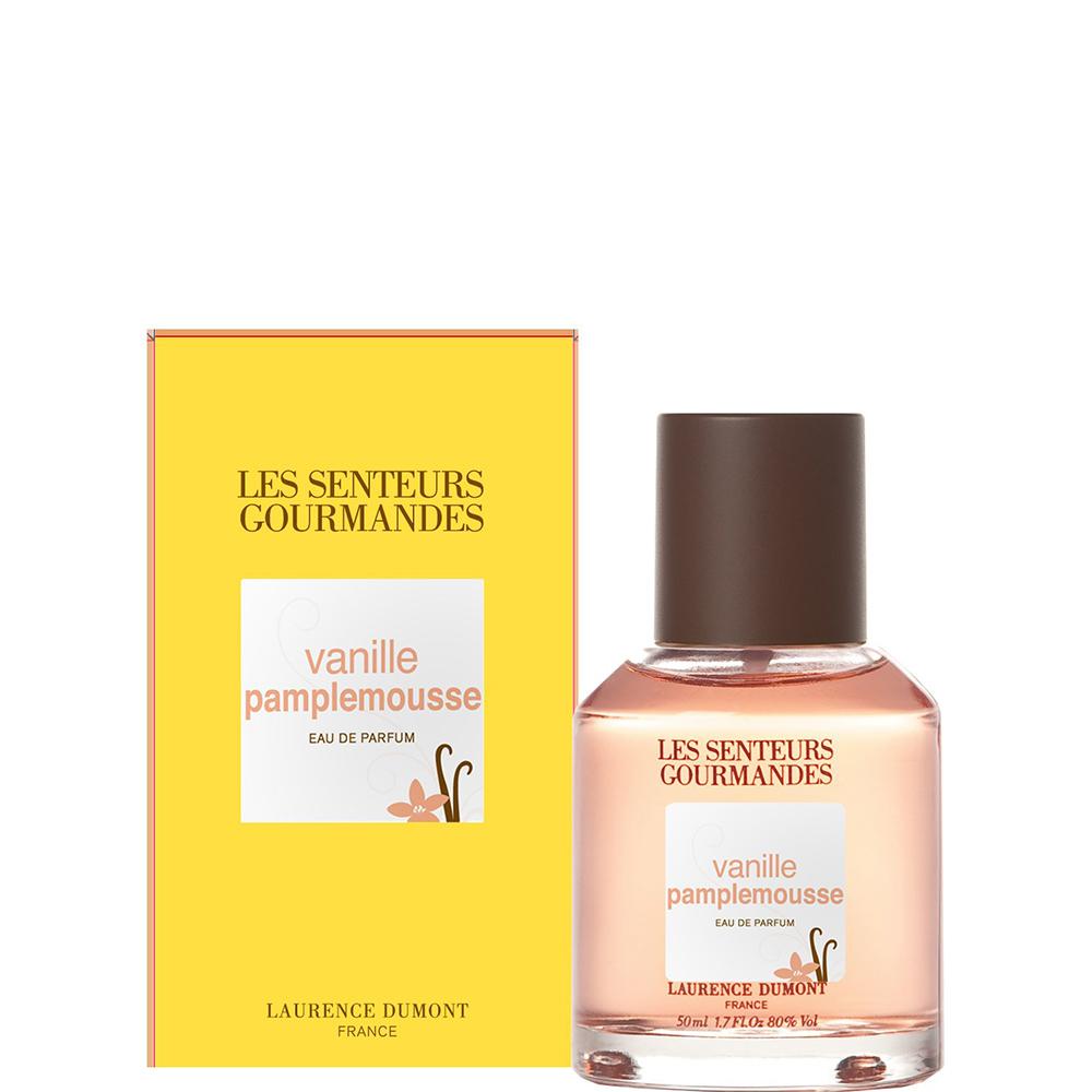 Eau de parfum Vanille Pamplemousse - 50ml - Les senteurs gourmandes