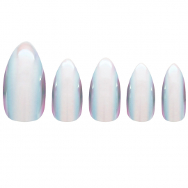 Faux ongles Glamorous nails - Ice princess W7