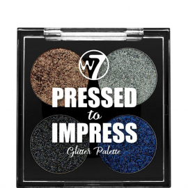 Palette Pressed to Impress – Style Icon - W7
