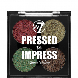 Palette Pressed to Impress – In Vogue - W7