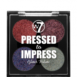 Palette Pressed to Impress – All the rage - W7