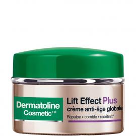 Crème anti-âge globale - Lift Effect Plus - Peaux sèches - Dermatoline Cosmetics