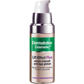 Sérum intensif anti-âge global - Lift Effect Plus - Dermatoline Cosmetic